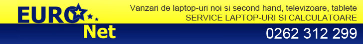 Euronet Sighet. Vanzare si reparatii de calculatoare.