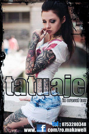 Tatuaje Sighetu Marmatiei