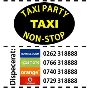 Taxi Party - Non Stop - Sighetu Marmatiei