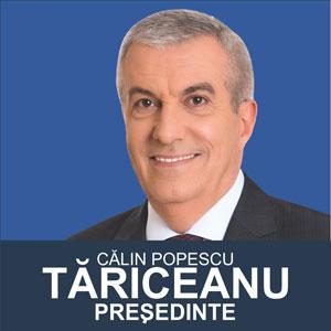 Presedinte - Calin Popescu Tariceanu