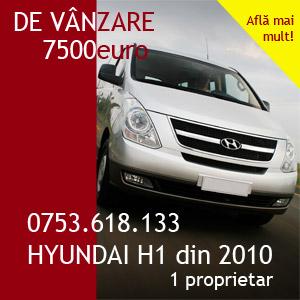 De vanzare Hyundai H1 din 2010