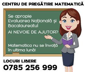 Centru de pregatire matematica Sighet