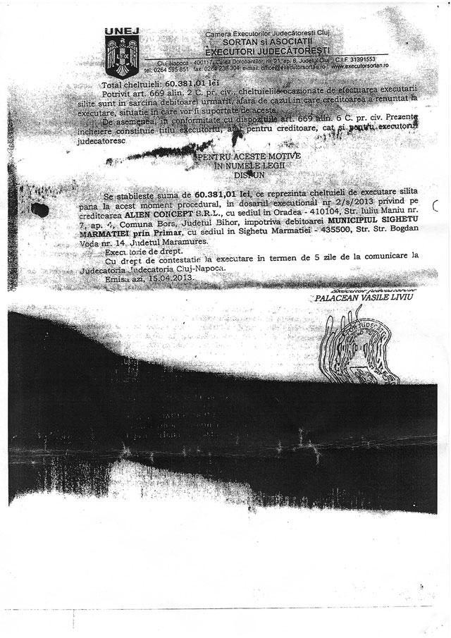 Cum a reușit Ovidiu Nemeș să aducă Sighetul în prag de faliment cu afacerea cu parcometre