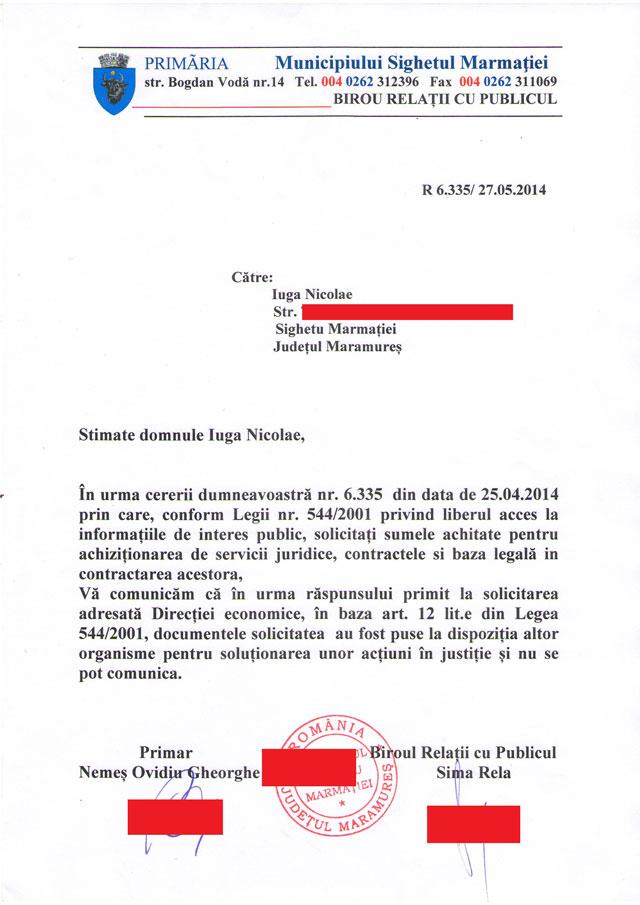 Ovidiu Nemeș REFUZĂ să ne comunice sumele plătite către avocați în dosarul Parcometrele, deși LEGEA ÎL OBLIGĂ! Ce are de ascuns?