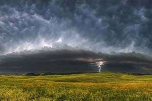 Fenomene meteorologice periculoase așteptate în zona localităților Borșa, Moisei și Vișeu de Sus