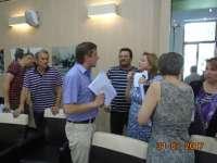 """2 AUGUST - Consilierii locali Nicu Iuga și Tudor Vlad, invitați în emisiunea """"Atac la cenzura"""" la Maramureș TV. Tema dezbaterii: Salariile din Primăria Sighet"""