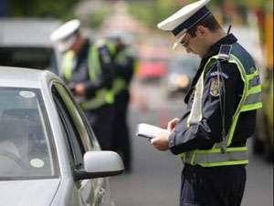 21 de permise de conducere suspendate de politistii maramureseni