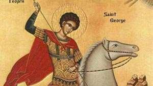 23 aprilie: Sfântul Mare Mucenic Gheorghe