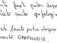 23 ianuarie: Ziua Internaţională a scrisului de mână