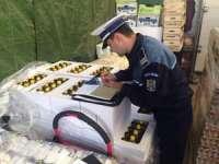 28 societăţi comerciale din domeniul industriei alimentare verificate de poliţişti