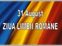 31 august - Ziua limbii române