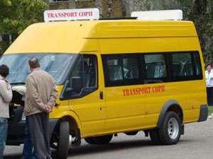 36 de microbuze şcolare vor fi aduse în două etape în Maramureş
