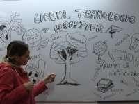 5 octombrie: Ziua Internaţională a Educaţiei a fost sărbătorită şi la Liceul Tehnologic Forestier