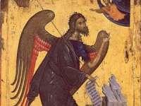 SĂRBĂTOARE - Sfântul Ioan Botezatorul
