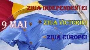 9 mai, triplă semnificație: Ziua Europei, a Independenţei României şi sfârşitul celui de-al Doilea Război Mondial