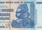 A apărut bancnota de 100 Trilioane de Dolari