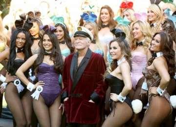 """A murit Hugh Hefner, fondatorul """"Playboy"""""""