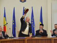 Academicianul Alexandru Surdu, distins cu titlul de cetățean de onoare al județului Maramureș