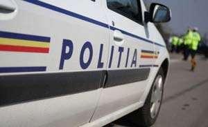 ACCIDENT: Coliziune frontală între două maşini pe DN 18