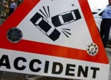 ACCIDENT: Coliziune între două maşini la Sighetu Marmaţiei