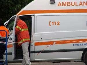 Accident de muncă: Bărbat strivit de excavatorul pe care încerca să-l repare