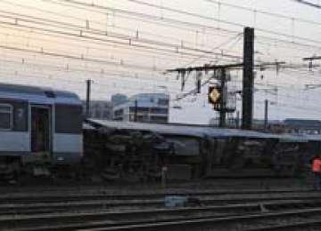 Accident feroviar în Franța, soldat cu 30 de răniți
