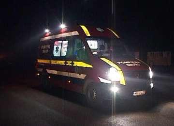 ACCIDENT GRAV la RONA DE JOS - Bărbat lovit în plin de o mașină de teren