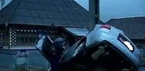 ACCIDENT GRAV - Verişorul borşeanului care a accidentat un pieton azi noapte,  în comă de gradul III