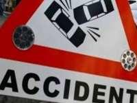 Accident cu mai multe victime, în fața Mănăstirii Bârsana