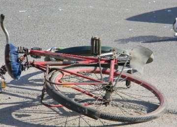 Accident la VIȘEU și la BAIA MARE - Implicați, doi bicicliști indisciplinați