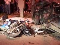 ACCIDENT MORTAL ÎN BAIA MARE - Un mort şi un rănit într-un accident de motocicletă