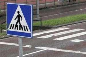 ACCIDENT: O femeie a fost lovită de un autoturism pe trecerea pentru pietoni