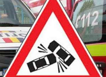 Accident rutier soldat cu două victime la Sighetu Marmaţiei