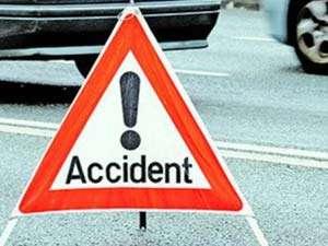 Accident rutier soldat cu vătămarea corporală a patru persoane