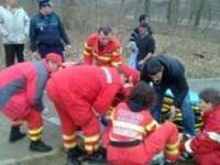 ACCIDENT SIGHET - Un copil de 5 ani a traversat strada în fugă, fiind accidentat