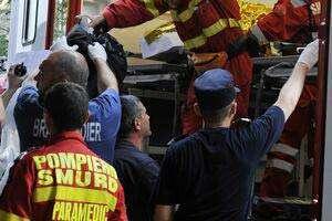 Accidentul aviatic din Cluj: Doi morți - pilotul și un medic rezident; cinci răniți tranportați la spital