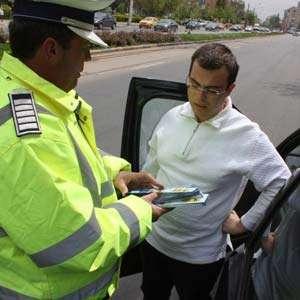ACŢIUNE a Poliției rutiere pentru prevenirea accidentelor, între 14 - 17 noiembrie 2013