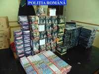 """Acțiunea """"Foc de artificii"""", la final. Polițiștii maramureșeni au confiscat peste 260 kg de articole pirotehnice"""