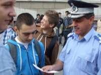 Acţiuni ale Jandarmeriei pentru prevenirea şi combaterea absenteismului şcolar
