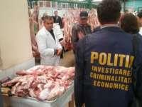 Acţiuni ale poliţiştilor maramureşeni pentru combaterea infracţiunilor economice