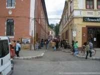 Acţiuni ale poliţiştilor sigheteni în piețele agro-alimentare din oraș