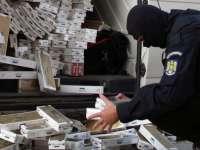 Acţiuni pentru combaterea contrabandei cu ţigări