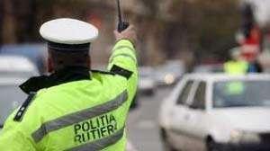 Acţiuni rutiere: 36 contravenţii constatate la Sarasău şi Borşa