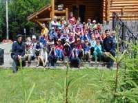Activităţi preventiv educative desfăşurate de jandarmii montani la Şuior