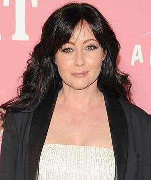 Actrița Shannen Doherty, în vârstă de 44 de ani, se tratează de cancer la sân