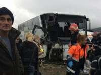 ACTUALIZARE accident ONCEȘTI - Cine este vinovat pentru acest accident și cum s-a produs
