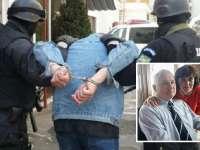 ACTUALIZARE crimă APA - Bărbat ridicat şi dus la audieri în cazul triplei crime