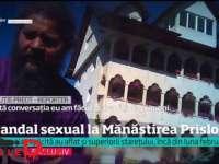 Acuzat de conversații indecente, Starețul Mănăstirii Prislop din Borșa a fost dat afară din Episcopia Maramureșului