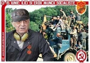 """ACUZE GRAVE - """"Mineriada din 1990"""": Din ordinul lui Ion Iliescu, s-au aruncat 2.200 de fiole cu SUBSTANŢE CHIMICE de luptă asupra populației"""
