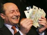 Administrația Prezidențială a publicat veniturile angajaților. Vezi cât câştigă Traian Băsescu într-o lună